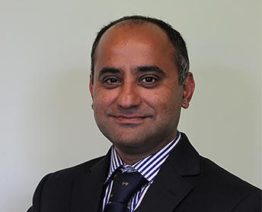 Mr Haresh Devalia Consultant Breast Surgeon