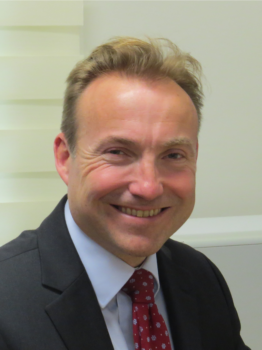 Mr William Garrett Consultant Colorectal Surgeon