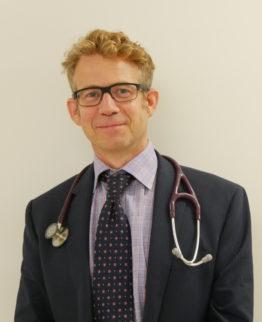 Dr Adrian Barnardo Consultant Gastroenterologist