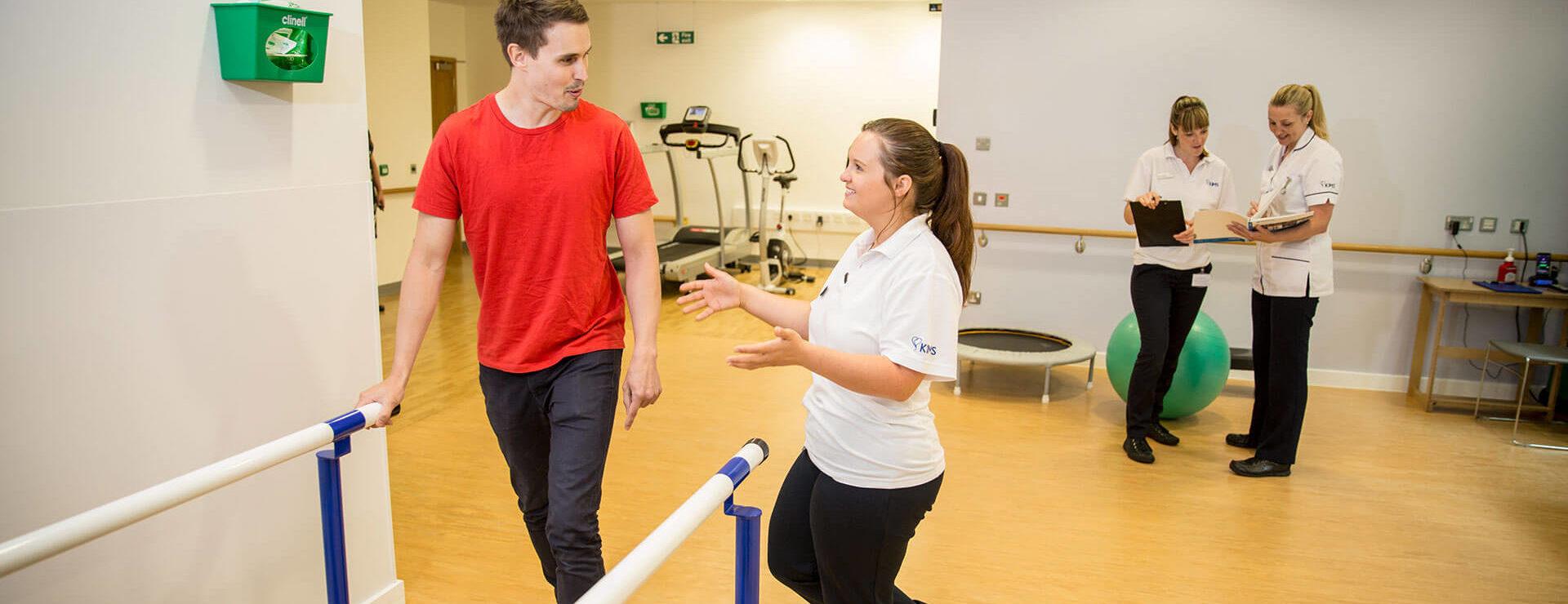 Physiotherapy Clinic & Treatments | KIMS Hospital, Kent