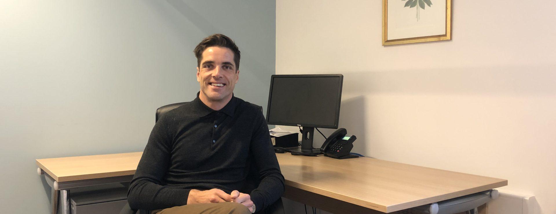Dr Nathan Faulkner, Psychologist